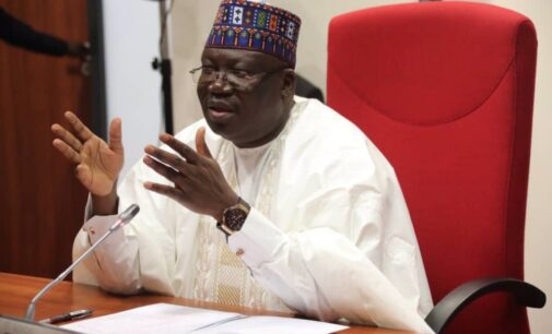 ICYMI: South-west govs' utterances sparked Shasha violence, says Lawan