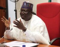 Lawan: Nigeria didn't become failed state under Jonathan — it won't now