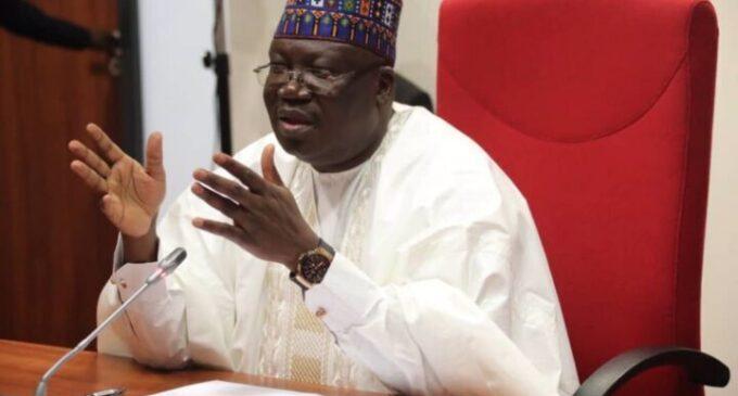 'Nigeria needs Twitter' — Lawan breaks silence on ban