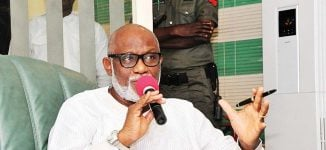 Amotekun not targeted at any ethnic group, says Akeredolu