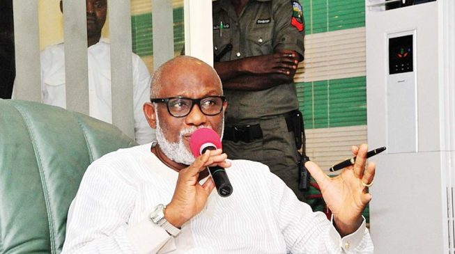 Bloodthirsty murderers must be arrested, says Akeredolu on death of Fasoranti's daughter