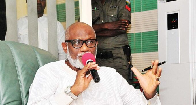 Akeredolu: Promoters of Oduduwa Republic are politicians who lost power