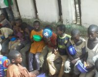 'It's against their right' — reps ask FG to halt relocation of almajiri kids