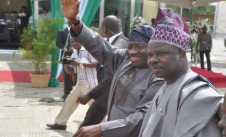 Amosun: Procurement of 1000 AK-47 rifles was approved by Jonathan