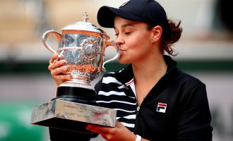 Barty becomes first Australian to win French Open in 46 years
