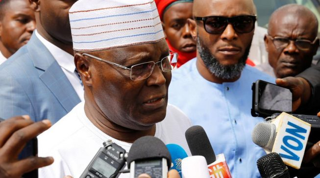 Even Dangote has been affected by the wave of poverty under Buhari - Atiku