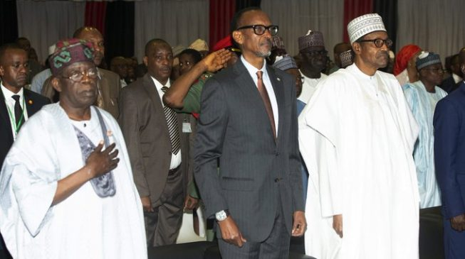 We have what it takes to combat reckless electoral spending, says Buhari