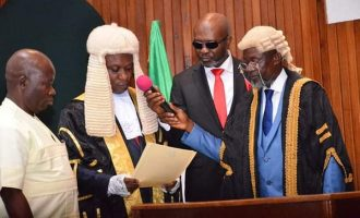 Theodore Orji's son emerges speaker of Abia assembly