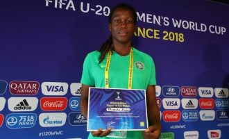 World Cup: We won't let France beat us 8-0 again, says Nnadozie