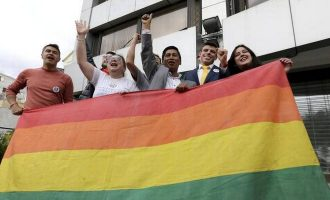 Ecuador's highest court approves same-sex marriage