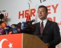Erdogan suffers setback as opposition party takes Istanbul