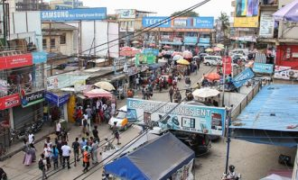 Nigerian traders 'under attack' in Ghana