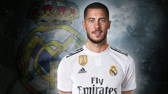 Hazard completes record £150m move to Real Madrid
