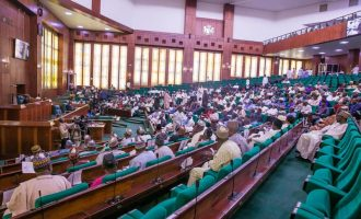 Okorocha, Uzodinma at house plenary as two Imo reps defect to APC