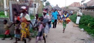 Residents flee as armed men set houses on fire in Taraba