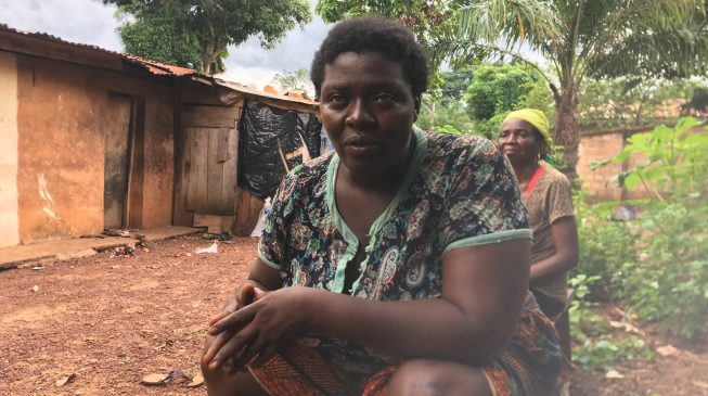 How childless women struggle to survive after losing husbands