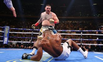UPSET: Ruiz Jr defeats Anthony Joshua to become first Mexican world heavyweight champion