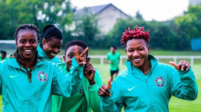 Super Falcons refuse to leave hotel in France after World Cup exit