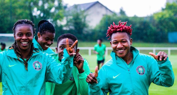 Women's World Cup: Super Falcons beat 20-year jinx to qualify for Round of 16