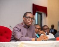 Okowa: I won't repeal entitlements of ex-governors