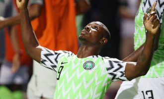 Ighalo joins Rashidi Yekini in AFCON golden boot hall of fame