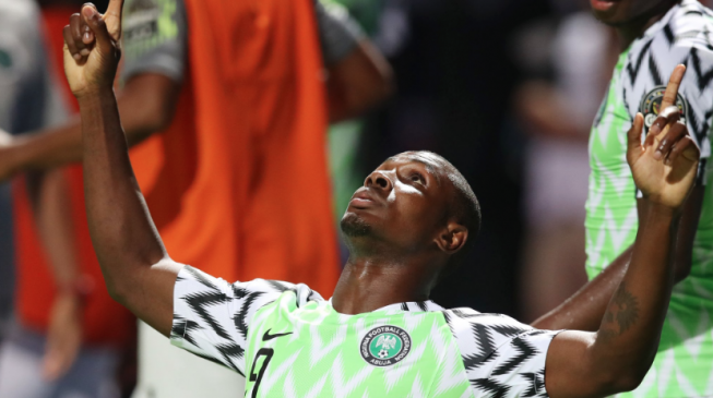 Ighalo joins Manchester United