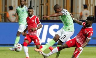 FULL LIST: Ighalo only Nigerian player in AFCON's best XI