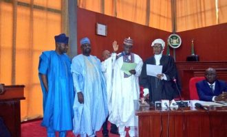 34-year-old elected speaker of Kwara assembly