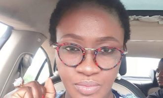 Omo-Agege's aide reacts to protest against her appointment