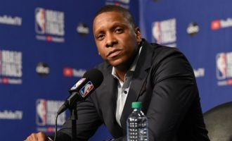 Meet Ujiri, Nigerian-born basketball manager who led Raptors to historic win