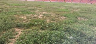 PHOTOS: Inside the 'abandoned' stadium named after Abiola