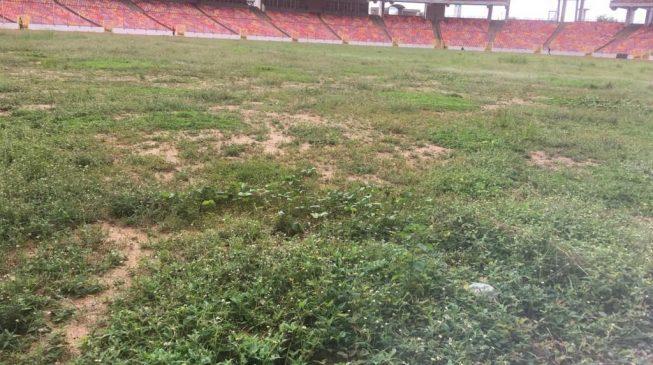 PHOTOS: Inside the 'abandoned' stadium named after Abiola