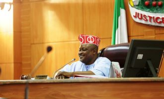 Obasa re-elected speaker of Lagos assembly