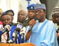 Matawalle: I'll deal with politicians sabotaging security in Zamfara