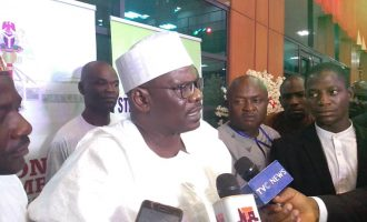 Ndume: I deserve commendation from APC
