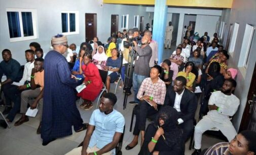 Over 60,000 candidates sit for NNPC recruitment test