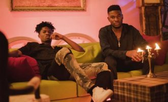 WATCH: Nonso Amadi, Kwesi Arthur are playboys in 'Comfortable' visuals