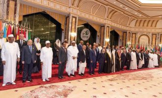 'Military smuggled Nigeria into OIC' — CAN kicks against Buhari's latest Saudi trip