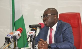 Obaseki: I was dragged into political battles but people stood by me