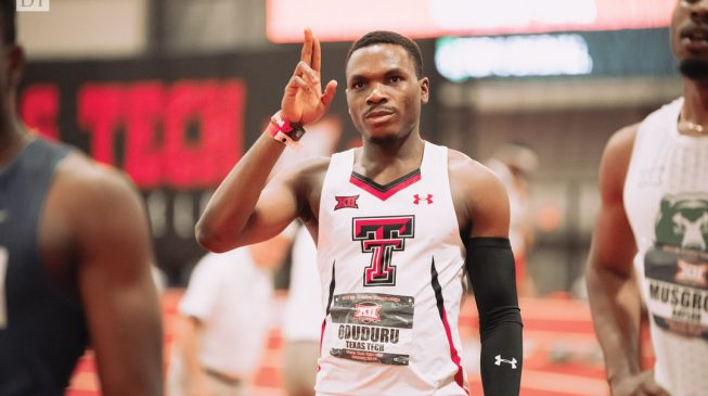 Oduduru breaks multiple records to become second fastest African athlete ever