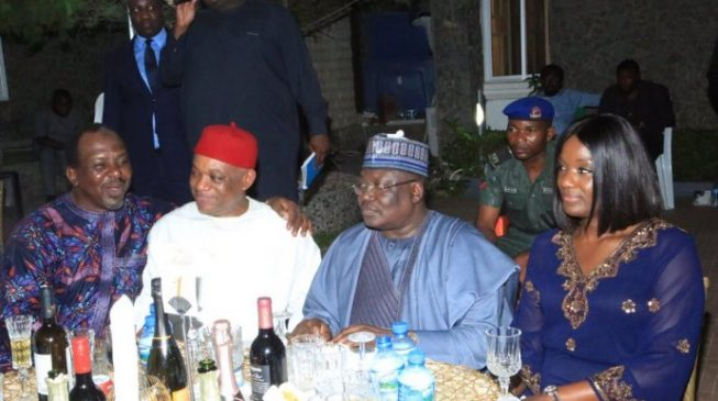 Orji Kalu was my roommate in the university -Lawan