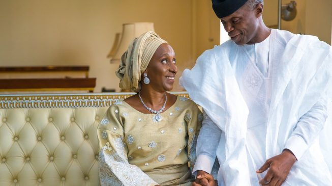 'Women aren't your subordinates' — Osinbajo tells young men on father's day