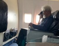 'I can't pick a wrong seat and justify it' — Soyinka speaks on flight incident