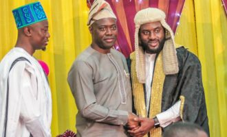 Makinde to lawmakers: Oyo can't move forward if we don't work together