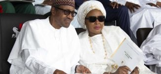 Can a cabal that is against Aisha Buhari be for the president?