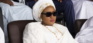 Aisha Buhari: Henceforth, I should be addressed as first lady