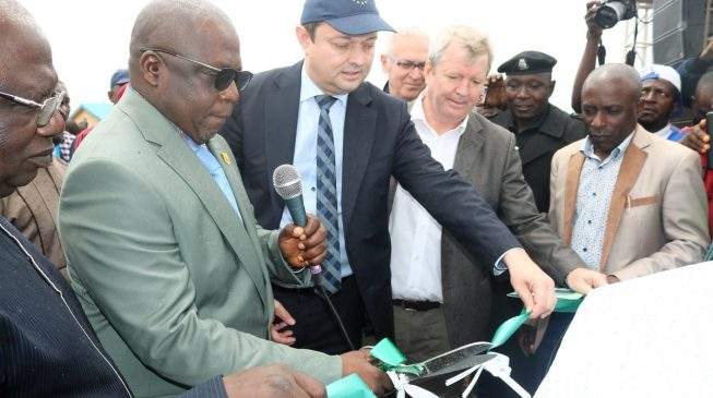 UNICEF, EU provide water for thousands in Plateau community