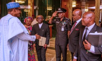 Presidential panel recommends establishment of state police
