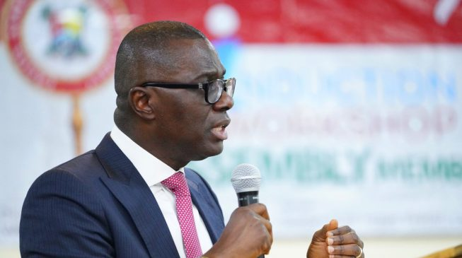 Sanwo-Olu at 54: Celebrating a man on mission for a greater Lagos