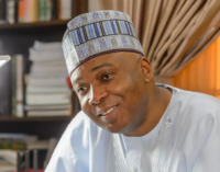 Saraki: Why senate under me didn't confirm some of Buhari's appointees